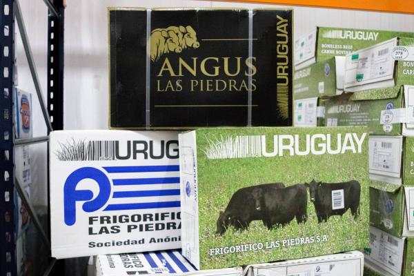 Linhas de produtos Las Piedras Angus
