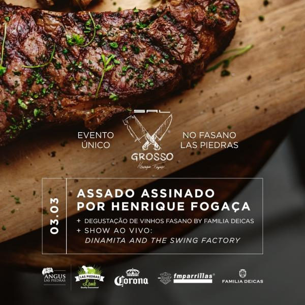 Tarde gastronômica com Las Piedras
