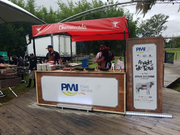 Participação da PMI Food Service na Churrascada